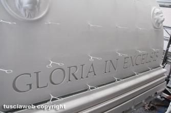 Gloria vista dall\'alto