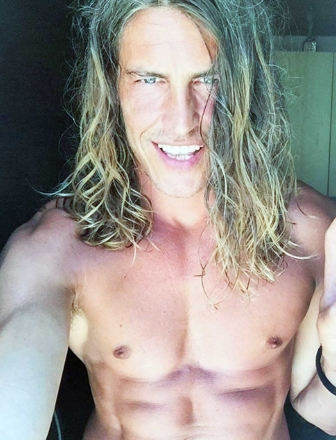 """Alberto Mezzetti, il """"Tarzan di Viterbo"""""""