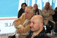Guido Crosetto a Viterbo