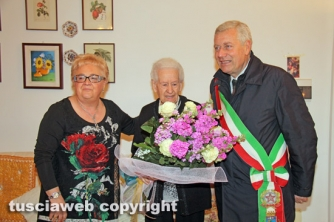 I 100 anni di Giovanna Sapio