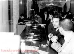 La gelateria dei fratelli Chiodi negli anni Sessanta