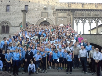 I 90 anni di scoutismo a Viterbo