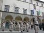 I bersaglieri sfilano nel centro storico