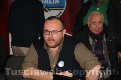 L\'attesa dei risultati delle elezioni regionali dei Fratelli d\'Italia