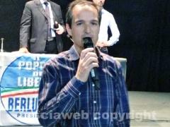 I candidati del Pdl si presentano