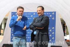 Gianmaria Santucci e Roberto Capoccioni