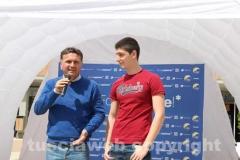 Gianmaria Santucci e Francesco Cima