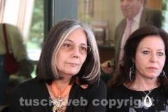 Monica Giannotti e Paola Gobattoni