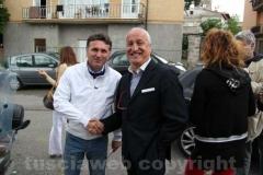 Gianmaria Santucci e Marco Milioni