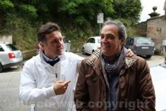 Gianmaria Santucci e Ottavio Raggi