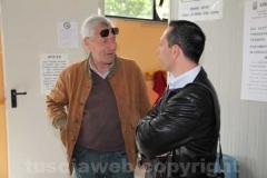 Gianluca De Dominicis e Leonardo Michelini