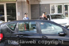 I carabinieri all\'Ater