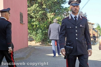 I carabinieri ricordano l'eccidio di Ponte di Cetti
