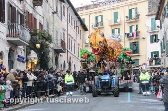 Il carro Piccolo dinosauro