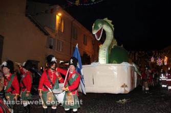 Carnevale di Ronciglione 2016 - Torna a casa Nessie