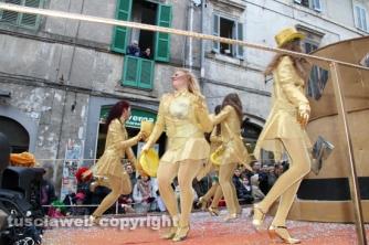 Carnevale di Ronciglione 2016 - Chorus line
