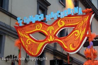 Carnevale di Ronciglione 2016 - Te conosco mascherina