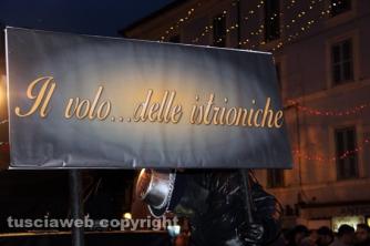 Carnevale di Ronciglione 2016 - Il volo delle istrioniche