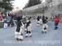 I carri e la sfilata di Civita Castellana