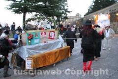 Carnevale - I carri e la sfilata di Civita Castellana
