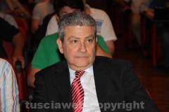 Marcello Meroi, presidente della Provincia