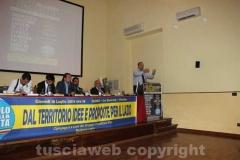 I consiglieri regionali del Pdl alla Domus
