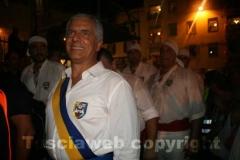 Il presidente del Sodalizio Massimo Mecarini