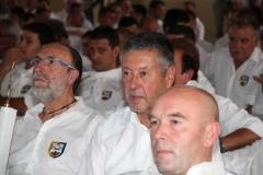 Il raduno dei facchini a palazzo papale