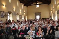 Il raduno a palazzo papale
