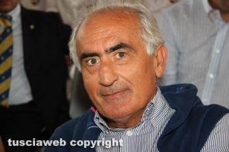L\'assessore Alvaro Ricci