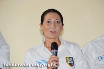La dottoressa Laura Berardelli