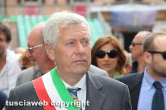 Il sindaco Leonardo Michelini