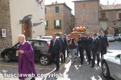 Barbarano Romano - I funerali dei cugini Fortuna