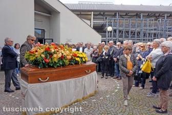 I funerali del giudice Alessandro Pascolini