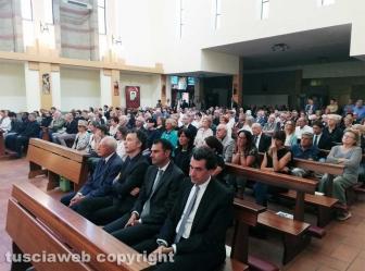 I funerali dell'avvocatessa Luciana Zampi