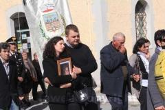 I funerali di Alexandra