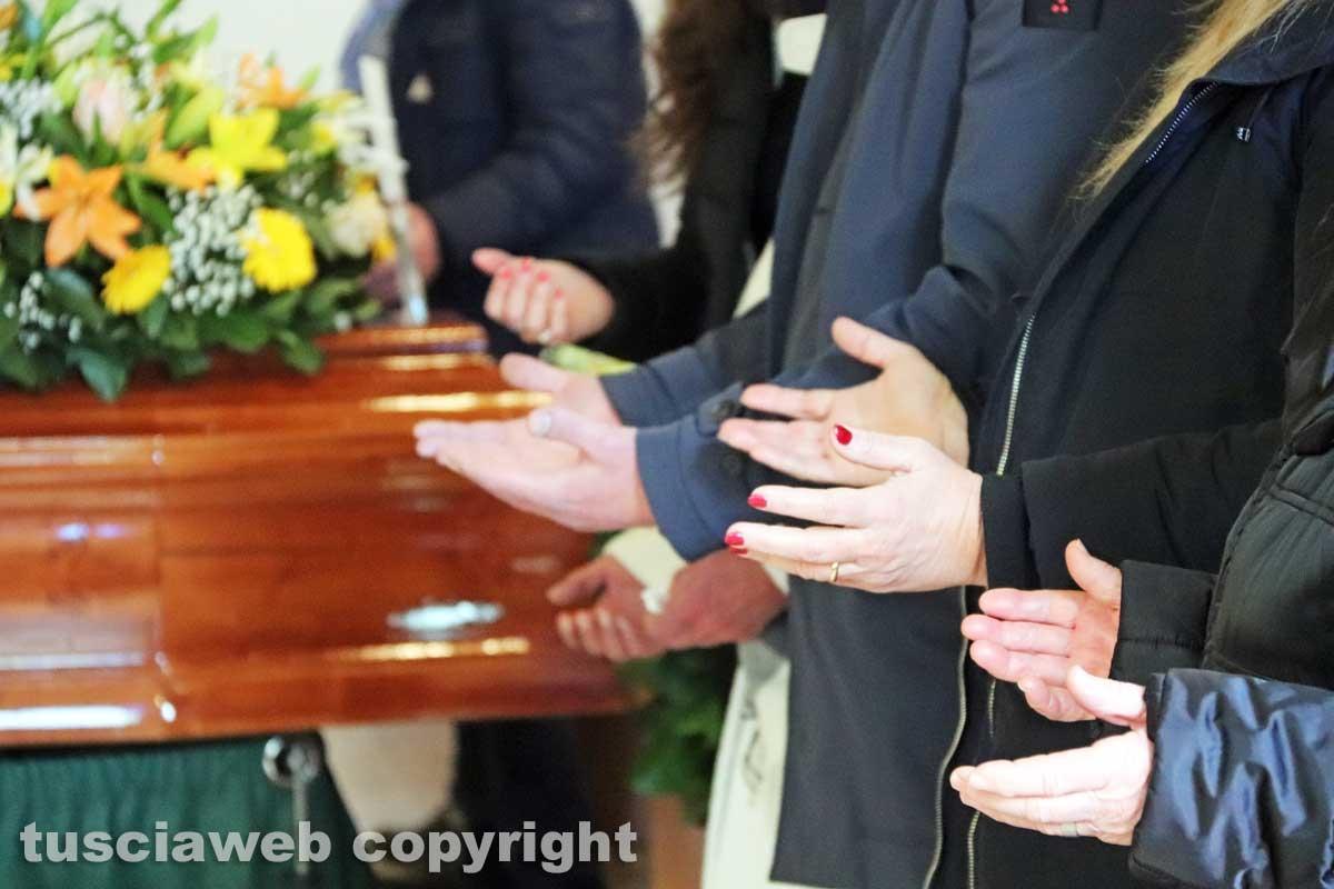 I funerali di Alvaro Turchetti