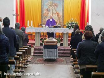 I funerali di Angelo Cenni