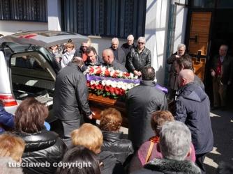 I funerali di Angelo Sambuci