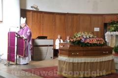 Viterbo - I funerali di Anna Maria Cultrera