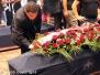 I funerali di Anna Maria e Luca