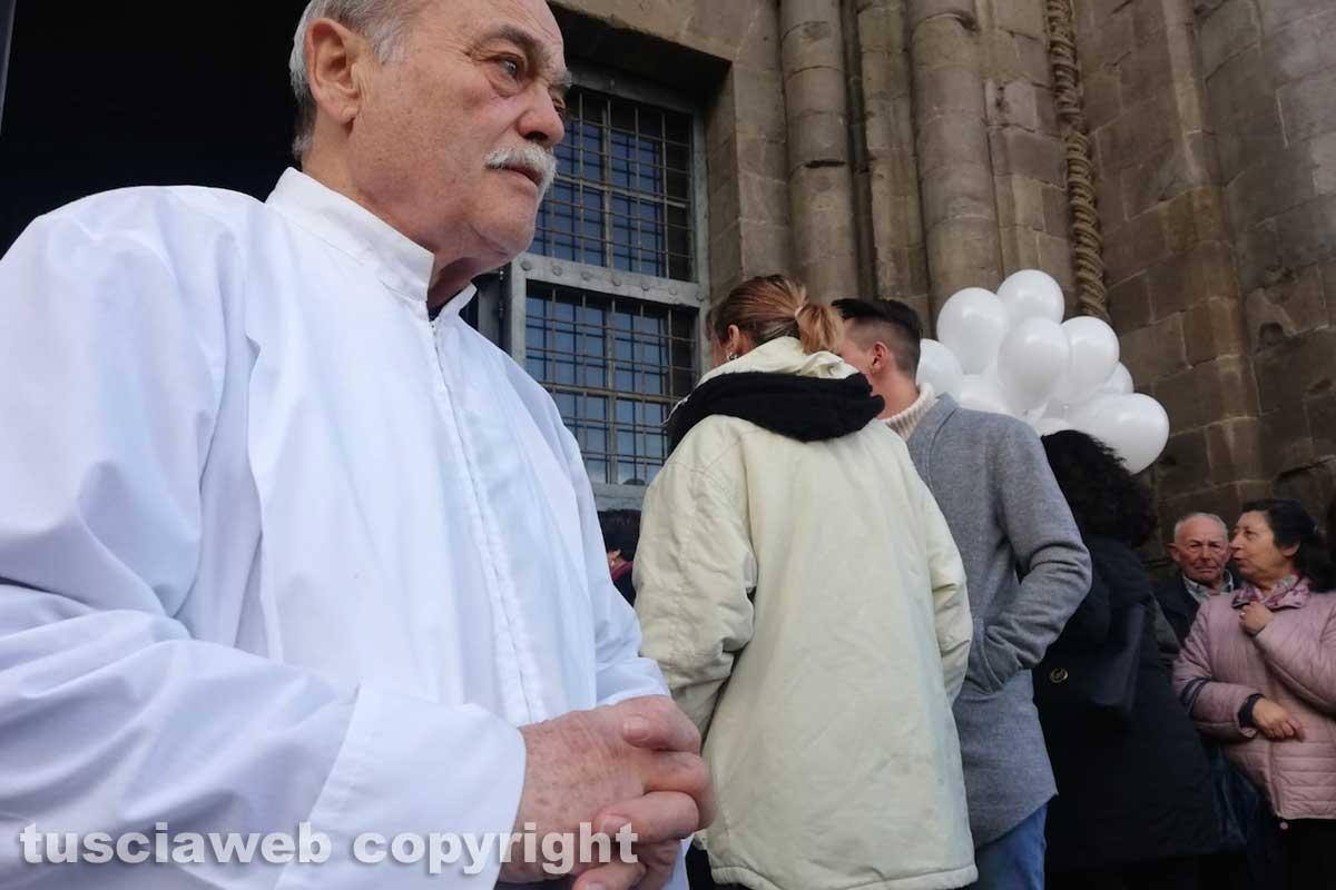 Montefiascone - I funerali di Aurora Grazini