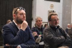 Christian Scorsi e Sandro Mancinelli