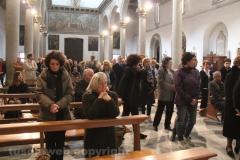 I funerali di Beno Salvatori