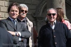 Bigiotti e Candido Socciarelli
