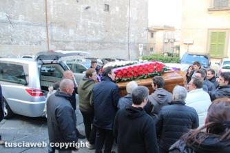 I funerali di Bruno Cappellaro