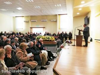 I funerali di Bruno Ignesti
