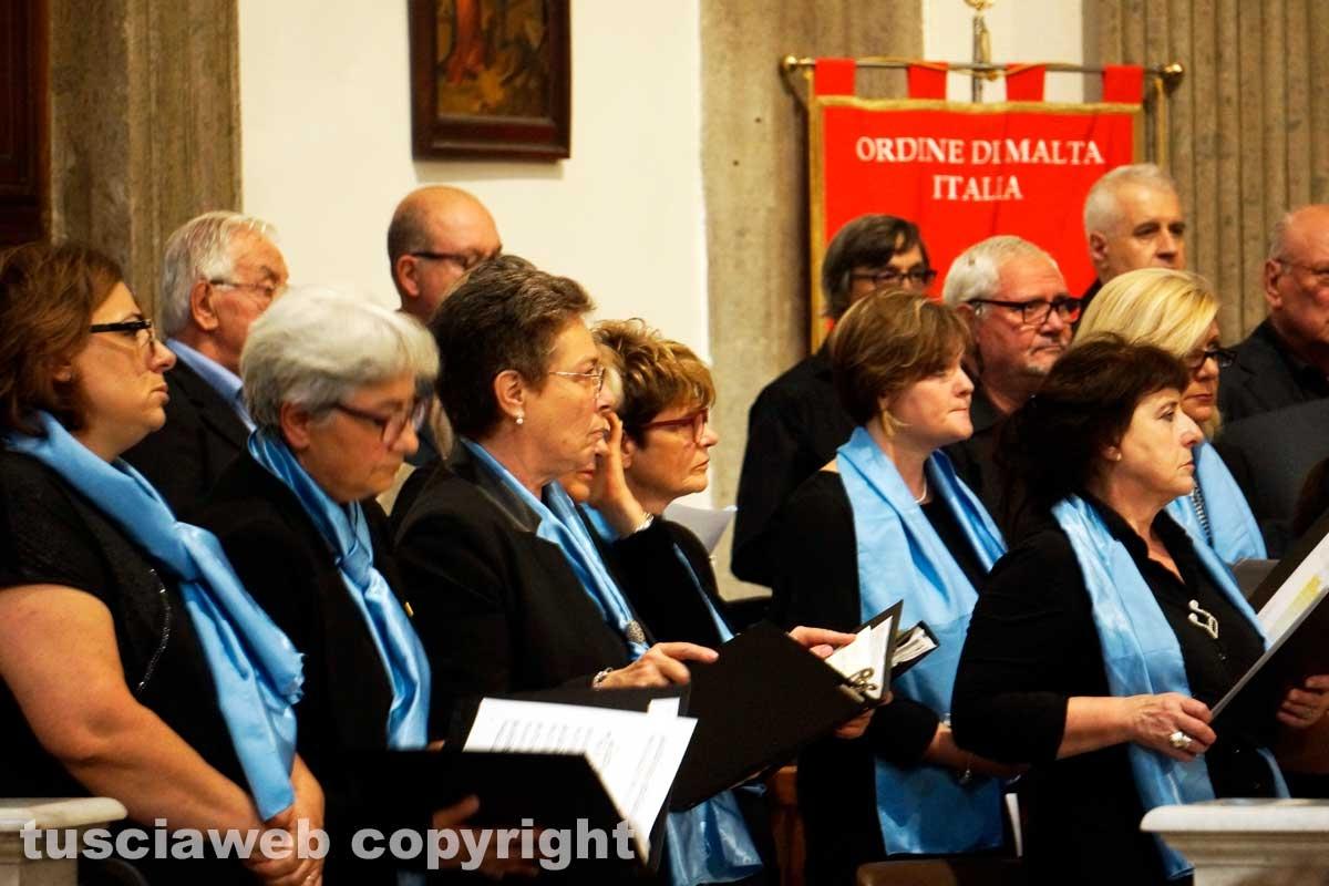I funerali di don Dante Bernini
