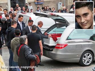 I funerali di Edoardo Costa