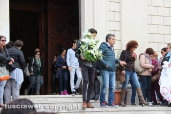 Tarquinia - I funerali di Edoardo Costa